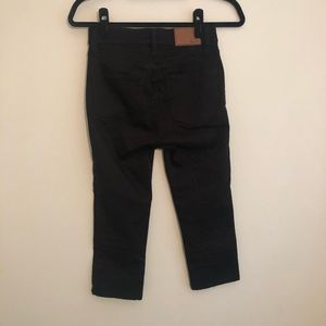 Madewell Jeans - Madewell 10'' High Riser Skinny Skinny Crop Jeans